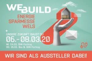 WEBUILD - Energiesparmesse Wels 2020