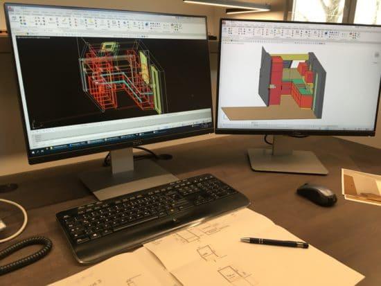 CAD-Planung-