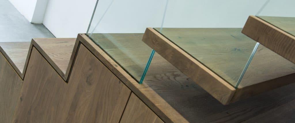 Materialien für Treppen, Küchene und Co.