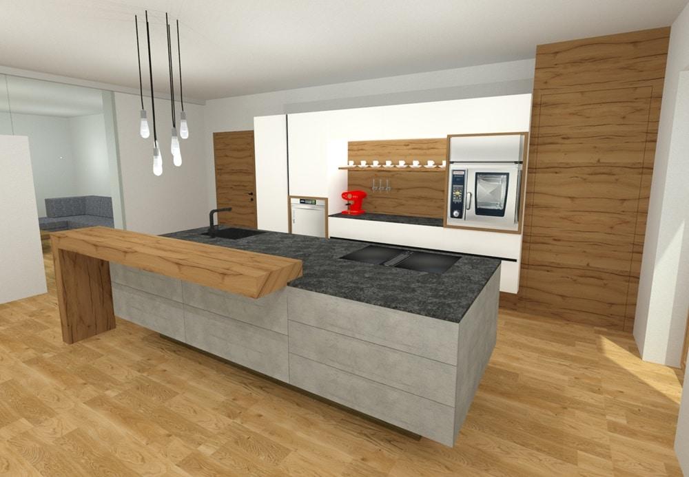 3D Planung von Treppe, Küche und Co bei Schachreiter