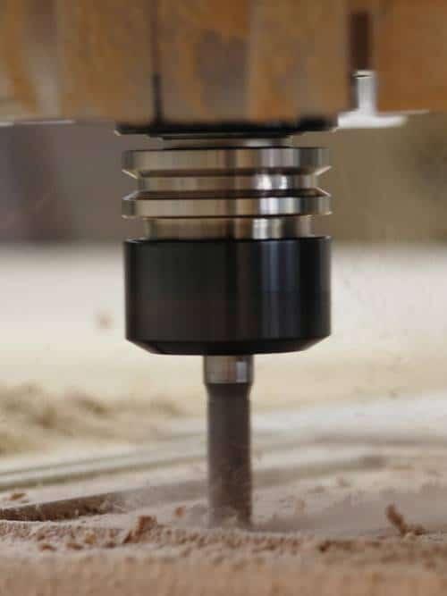 Brandschutzteile Herstellung: Präzision